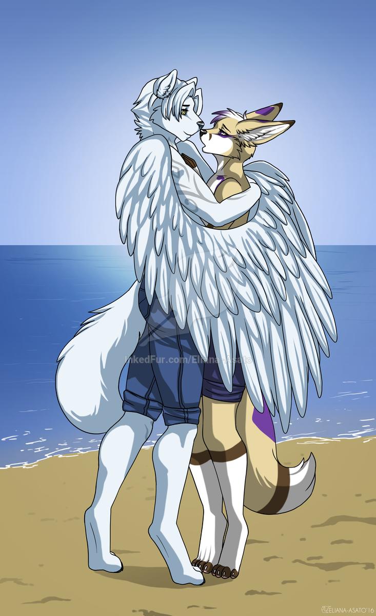 Beach warmth